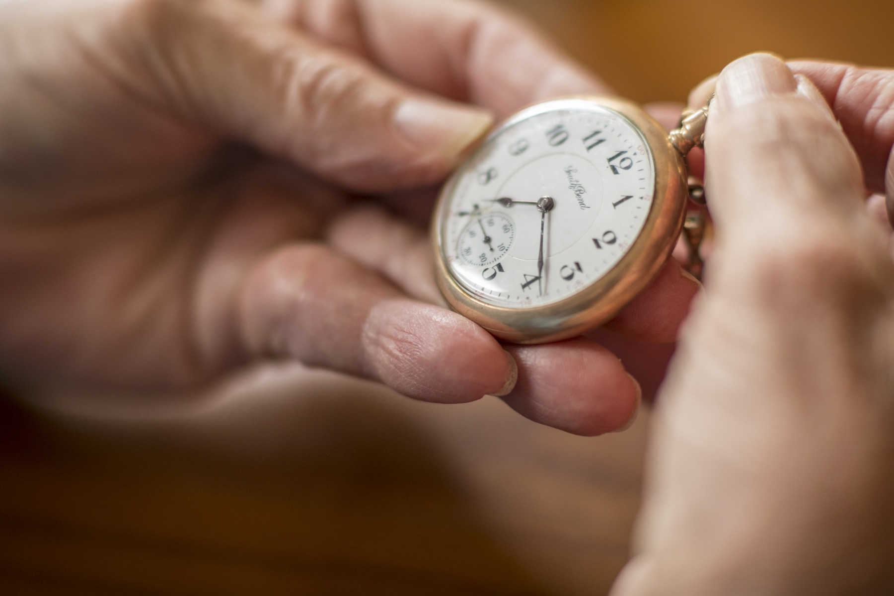 Caregiving responsibilities are ahead—but time is my most valuable resource.