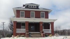 Caswell House Rotator