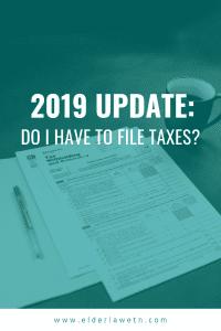 2019 Tax Update