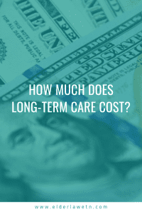 Long-Term Care Cost